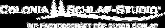 CaravanMatratze.com by Colonia-Schlaf-Studio Logo
